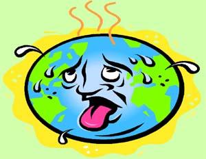 התחממות כדור הארץ