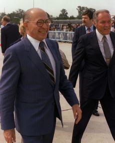 ראש הממשלה מנחם בגין בוושינגטון בירת ארה