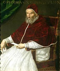 האפיפיור גרגוריוס ה-13
