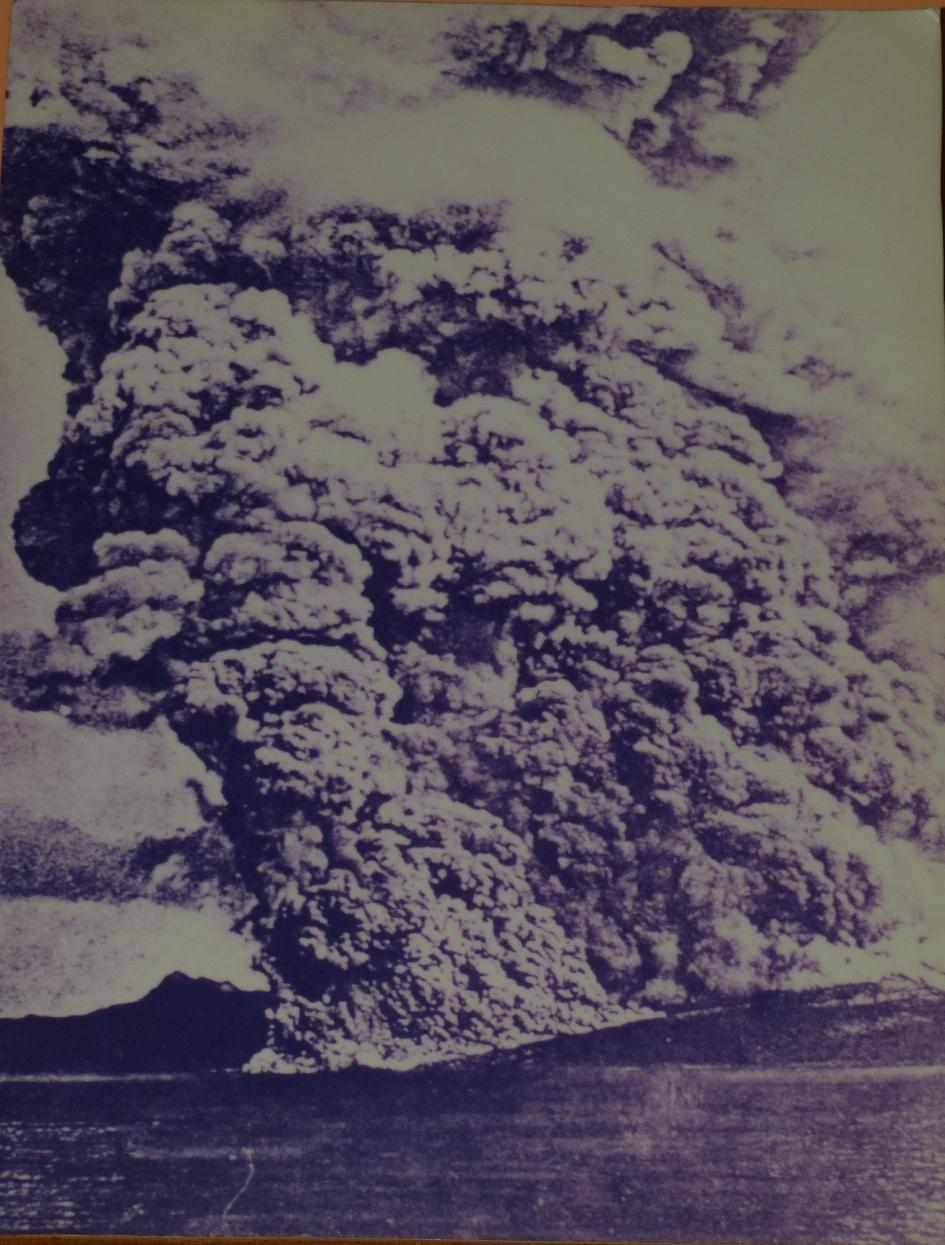 התפרצות הר הגעש פלה