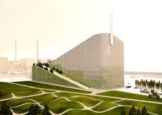 גם לתושבי קופנהגן יהיה אתר סקי מרכזי.